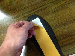 """画像3: UPZ """"Boot Board"""" (アウターシェルの中敷き)"""